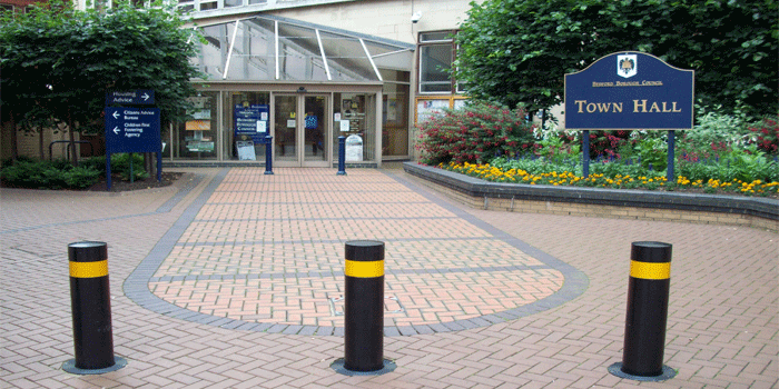 A Valuable Contribution to Road Safety by Automatic Rising Bollards
