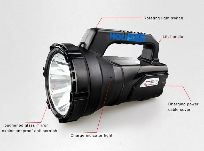 Long-Range-Portable-Searchlight