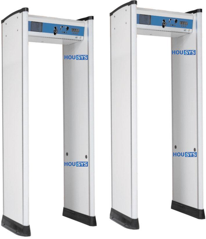 Multizone-Door-Frame-Metal-Detectors