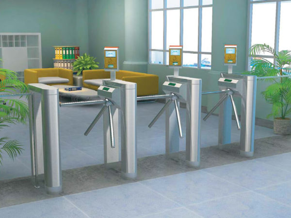 Tripod turnstile and flap barrier manufacturers offering